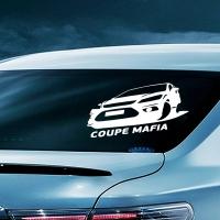 наклейки jdm на авто Coupe Mafia