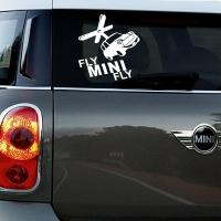 наклейка на авто Fly MINI Fly