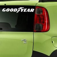 виниловая наклейка на авто Good Year