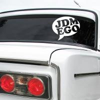наклейки jdm на авто JDM Logo