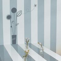 наклейка на стену Красивый цветок