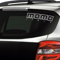 виниловая наклейка на авто Momo