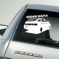 наклейки jdm на авто Sedan Mafia 4