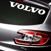 виниловая наклейка на авто Volvo
