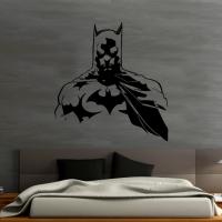 Виниловая наклейка бэтмен