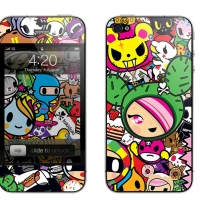 naklejka_na_iphone_tokidoki_All_Stars