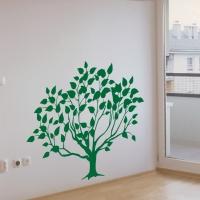 Виниловая наклейка Дерево
