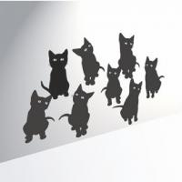 Девять котят