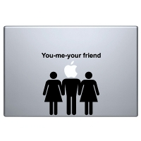 You me your friend