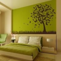 Бабочки - Дерево