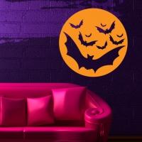 Хэллоуин - Летучие мыши
